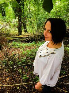CukoO Portrait in Woods